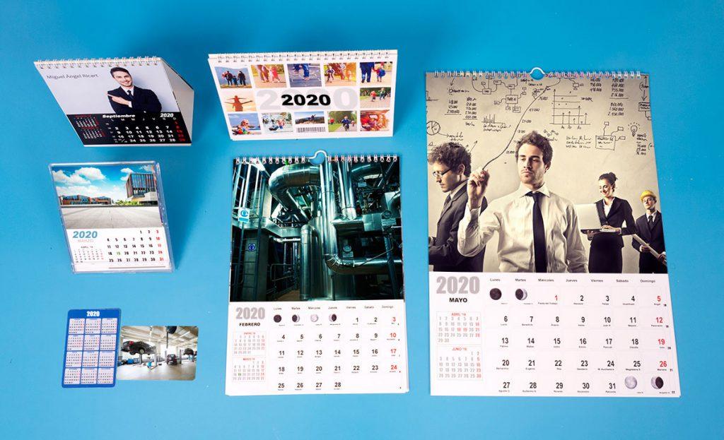 calendario el mejor marketing