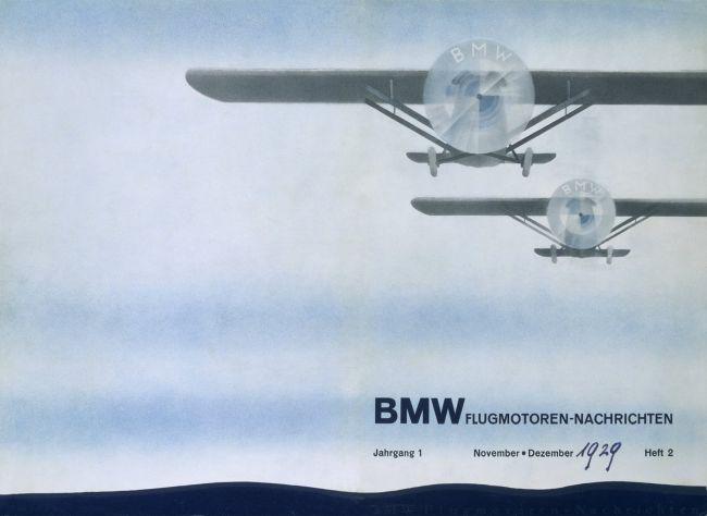 Anuncio logotipo BMW